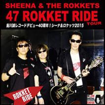 SHEENA & THE ROCKKETS