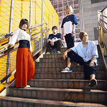 Chewing High!!(東京)・Mass-DANCE(徳島)・レトロカラーコレクション・GRNKNOT・2LDK・ZACK STANCH(愛媛)