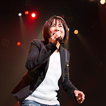 白井貴子 with 本田清己(Gt)・山田直子(Ba)
