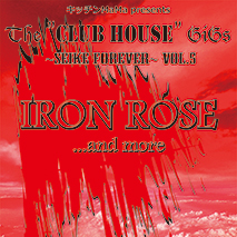 "The ""CLUB HOUSE"" GiGs vol.5 <公演延期>"